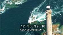 Le phare de la Hague, le Gros du Raz