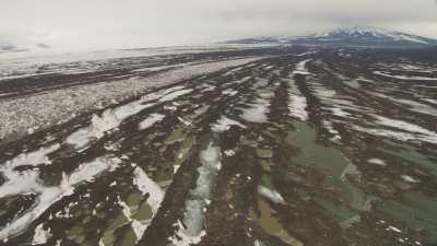 Moraine glaciaire