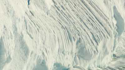 Falaises glaciaires