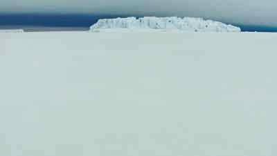 Etendues glaciaires