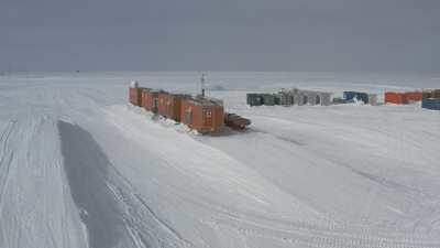 Caravane de recherche du programme ITASE