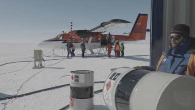 Avion Twin-Otter à Concordia