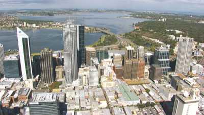 Région métropolitaine et ville