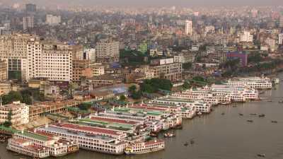 Port Sadarghat