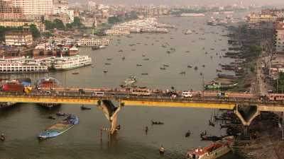 Port Sadarghat