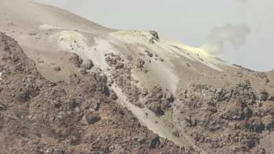 Montagne aride