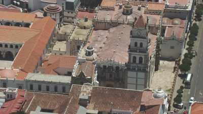 Centre ville et vue générale