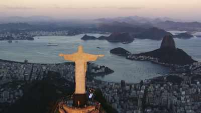 Statue du Christ Rédempteur de Rio