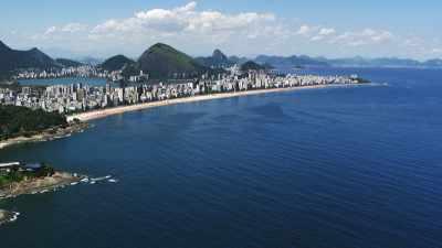 Les plages surpeuplées de Rio