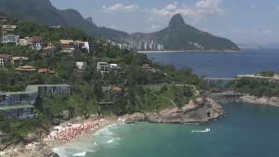 Le littoral, plages et Pain de Sucre
