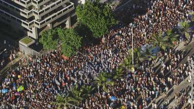 Char du Carnaval de Rio