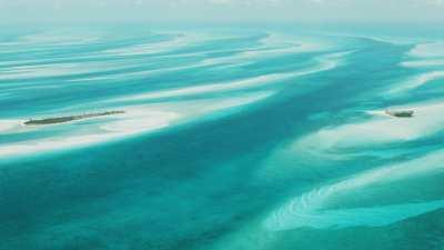 Le banc des Bahamas