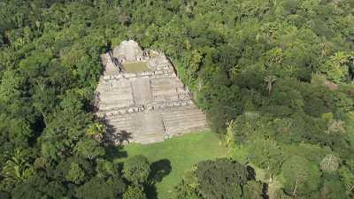 Le site archéologique de Caracol