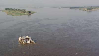 Le trafic entre Kinshasa et Brazzaville