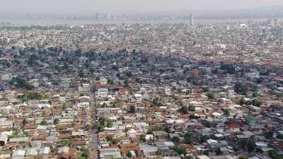 Approche et plans du centre ville