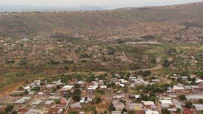 Quartiers sur les collines