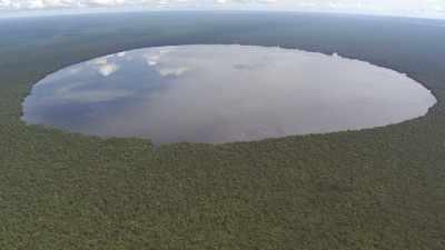 Au coeur de la forêt, le Lac Tele