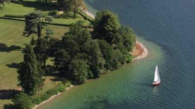 Littoral du lac Léman autour de Genève