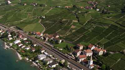 Rives du Lac Léman, villages et vignobles