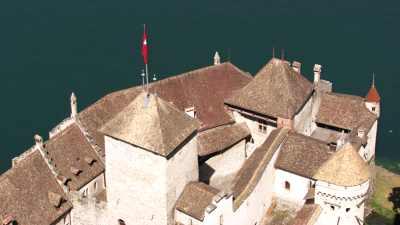 Château de Chillon, Lac de Genève