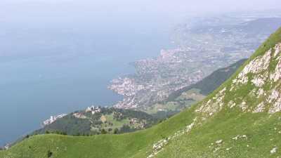 Hauteurs du lac de Genève