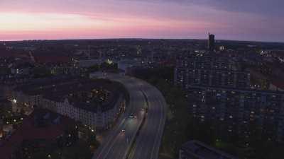 Copenhague la nuit