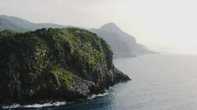 Côte rocheuse
