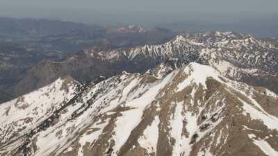Massif montagneux du Djurdjura