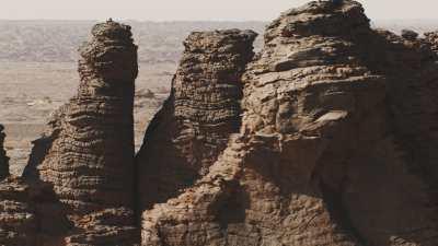 Gros plans sur les roches