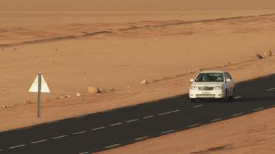 Route saharienne