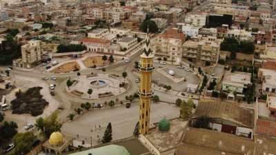 Mosquée El Qods dans le quartier de Fernand Ville