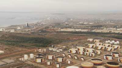 Industrie pétrolière, industrie du gaz