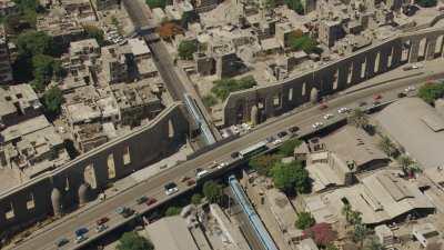 Le Caire siur les bords du Nil