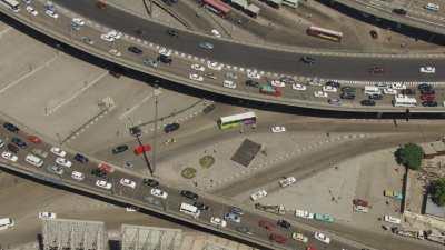 La circulation au Caire