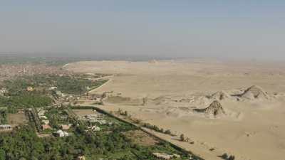 Pyramides d'Abousir