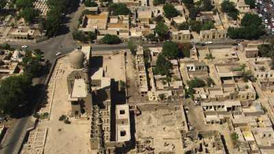 La Cité des Morts, ancienne nécropole