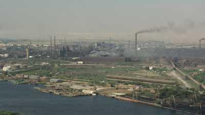 Usines près du Caire