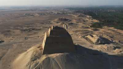 Pyramides de Meïdoum
