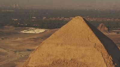 Pyramides de Saqqarah, Dahchour et Abousir
