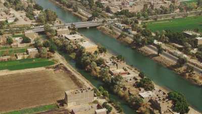Villages autour de Louxor