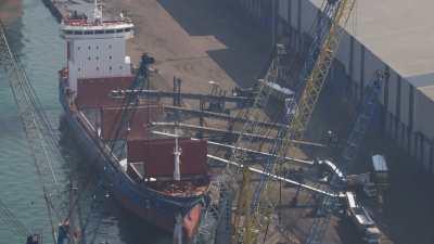 Port industriel