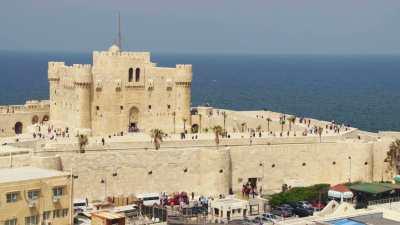Fort Qaitbay, phare d'Alexandrie
