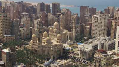 Mosquée Abu el-Abbas el-Mursi