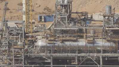 Usine d'ammoniaque d'Assouan