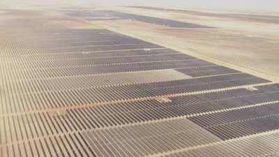 Centrale solaire