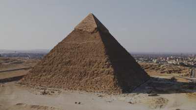 Site des pyramides de Gizeh