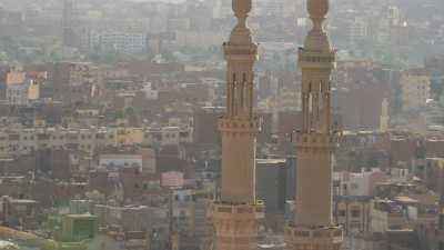 Mosquée Masjed Altabyah centre ville d'Assouan