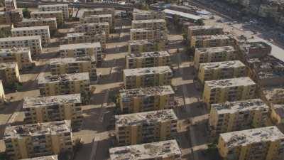 Immeubles et habitations d'Assouan