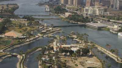 Quartiers près du Nil