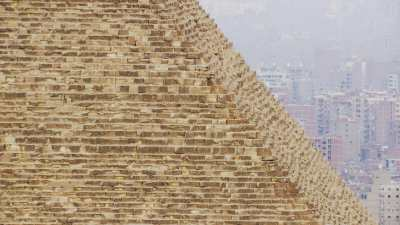 Le Sphynx et les pyramides